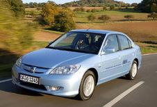Honda Civic 4d - 1.3 i-DSi IMA (2004)