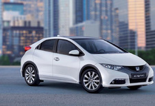 Honda Civic 5p - 2.2 i-DTEC Executive (2012)