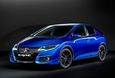 Honda Civic 5p - 1.8 i-VTEC Executive (2016)