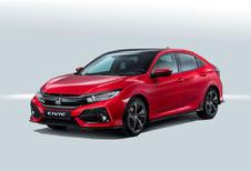 Honda Civic 5d - 1.5 i-VTEC Sport (2017)