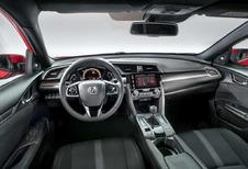 Honda Civic 5p - 1.5 i-VTEC CVT Sport (2017)