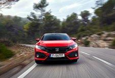 Honda Civic 5p - 1.5 i-VTEC Sport (2019)