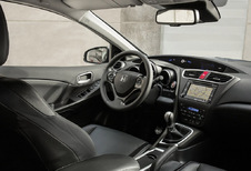 Honda Civic tourer - 1.6 i-DTEC Sport (2014)