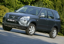 Honda CR-V - 2.0i 4WD Executive (2002)