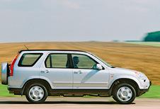 Honda CR-V - 2.2 i-CTDi 4WD Executive (2002)