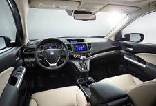 Honda CR-V - 2.0i Comfort 4X4 Aut. (2014)