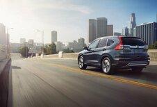 Honda CR-V - 1.6 i-DTEC 4x4 Lifestyle (2016)