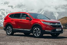 Honda CR-V - 2.0 i-MMD 4WD CVT Lifestyle (2021)