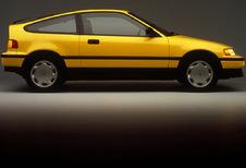 Honda CRX - 1.6i VTEC (1987)