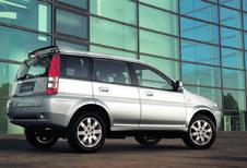 Honda HR-V 5p - 1.6 4WD CVT (1999)