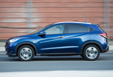 Honda HR-V 5p - 1.5 i-VTEC CVT Executive (2016)