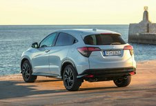 Honda HR-V 5d - 1.5 i-VTEC CVT Executive (2020)