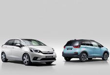 Honda Jazz - 1.3 i-VTEC CVT Elegance (2020)