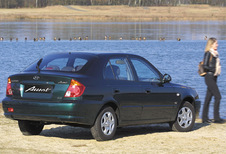 Hyundai Accent 5p - 1.5 CRDi LS (2003)