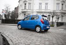 Hyundai i10 - 1.1 CRDi Lounge Blue (2008)