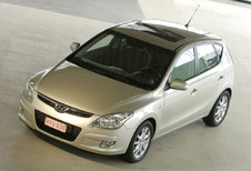 Hyundai i30 5p - 1.6 CRDi 90 Comfort Blue (2007)
