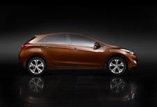 Hyundai i30 5p - 1.6 CRDi BlueDrive (2012)