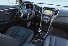 Hyundai i30 5P - 1.6 CRDi 81kW DCT Blackline ISG (2015)
