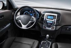 Hyundai i30 Wagon - 1.6 CRDi 90 i-Catcher Blue (2008)