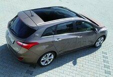 Hyundai i30 Wagon - 1.6 CRDi 81kW Cool ISG (2015)