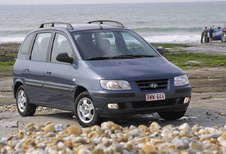 Hyundai Matrix - 1.8 GLS S A (2001)