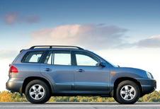 Hyundai Santa Fe - 2.0 CRDi 2WD GLS Diego (2000)