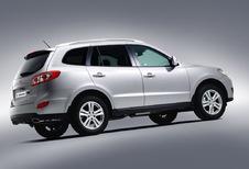 Hyundai Santa Fe - 2.2 CRDi 4WD Executive (2006)