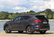 Hyundai Santa Fe - 2.0 CRDi 4WD Executive (2012)