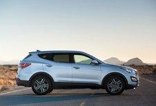 Hyundai Santa Fe - 2.2 CRDi 4WD Executive (2014)