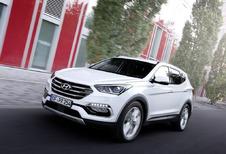 Hyundai Santa Fe - 2.0 CRDi 4x4 Premium (2016)