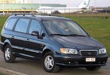 Hyundai Trajet - 2.0 CRDi GL A (2000)