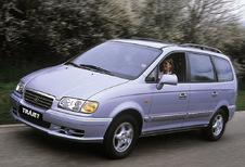 Hyundai Trajet - 2.0 CRDi GLS (2000)