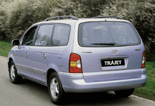 Hyundai Trajet - 2.0 CRDi (2000)