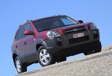 Hyundai Tucson - 2.0 CRDi 4WD GL (2004)