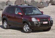 Hyundai Tucson - 2.0 CRDi 112 2WD Arizona (2004)