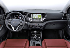 Hyundai Tucson - 1.7 CRDi ISG Launch Edition (2015)