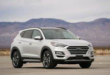 Hyundai Tucson - 1.6 GDI ISG 97kWFeel Comfort Pack #1 (2018)
