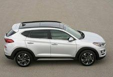 Hyundai Tucson - 1.6 CRDI 100kW DCT Feel Comfort Pack #1 (2018)