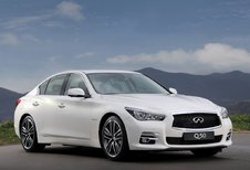 Infiniti Q50 Berline - 2.2d AT Sport Tech (2015)
