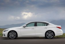 Infiniti Q50 Berline - S Hybrid Sport Tech AWD AT (2015)