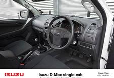 Isuzu D-Max - 2.5 D 4WD LS (2012)