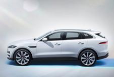 Jaguar F-Pace - 2.0D 132kW Pure (2017)