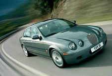 Jaguar S-Type - 4.2 V8 Executive (1999)