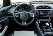 Jaguar XE - 2.0D 120kW Pure (2017)