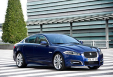 Jaguar XF - 2.2D 163 Luxury (2008)