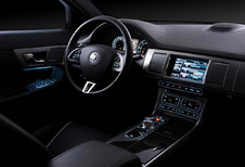 Jaguar XF - 2.2D 190 Premium Luxury (2008)