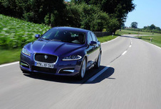 Jaguar XF - 3.0D 240 Luxury (2008)