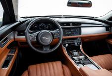 Jaguar XF - 2.0D 120KW Aut. Prestige (2020)