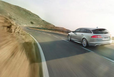 Jaguar XF Sportbrake - 3.0D Luxury (2012)