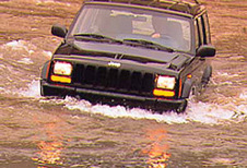 Jeep Cherokee 5d - 2.5 TD Limited (1997)